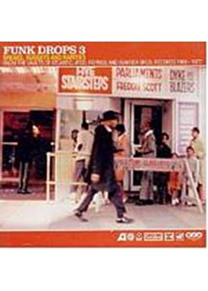 Various Artists - Funk Drops 3 - Breaks, Nuggets And Rarities (Music CD)