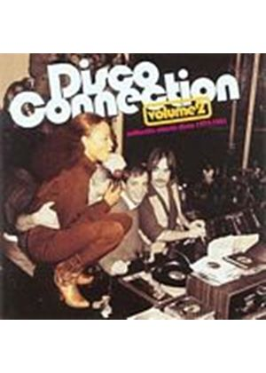 Various Artists - Disco Connection 2: Authentic Classic Disco 1974-1981 (Music CD)