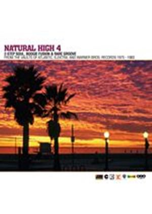 Various Artists - Natural High 4 (Music CD)