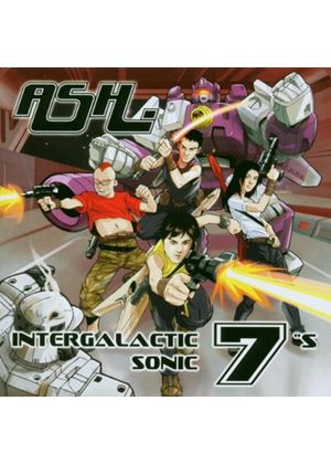 "Ash - Intergalactic Sonic 7""s: The Best of Ash (Music CD)"