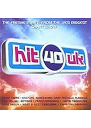Various Artists - Hit40 Uk (Music CD)