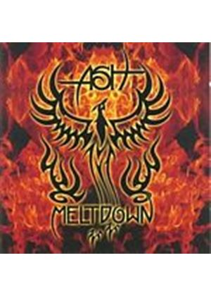 Ash - Meltdown [Limited Edition With Bonus Live Cd] (Music CD)