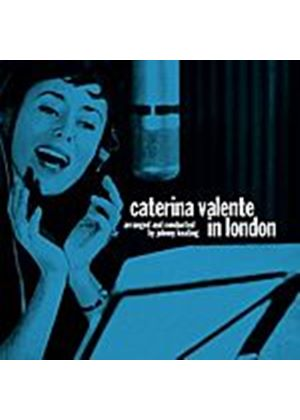 Caterina Valente - Caterina Valente In London (Music CD)
