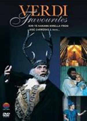 Verdi Favourites (Various Artists)
