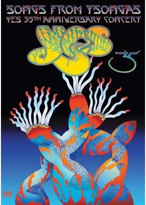 Yes - 35th Anniversary Concert - Songs From Tsongas