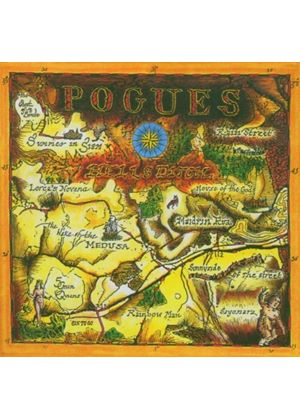 The Pogues - Hells Ditch [Remastered & Expanded] (Music CD)
