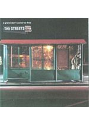 The Streets - A Grand Dont Come For Free [With Bonus DVD] (Music CD)