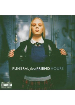 Funeral For A Friend - Hours (Music CD)
