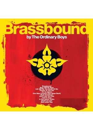 Ordinary Boys - Brassbound (Music CD)