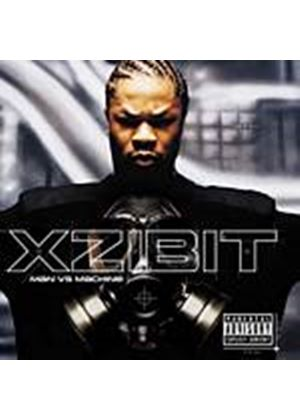 Xzibit - Man vs Machine (Music CD)