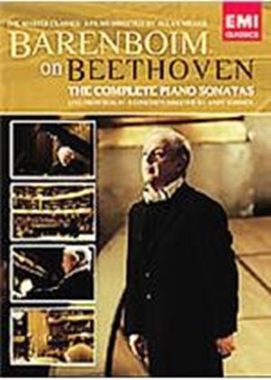 Barenboim On Beethoven - The Complete Piano Sonatas - Concerts 3 And 4