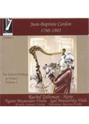 Cardon: Harp Works (Music CD)