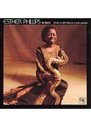 Esther Phillips - What A Difference A Day Makes (Music CD)