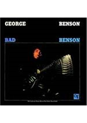 George Benson - Bad Benson (Music CD)