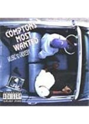 Compton's Most Wanted - Music To Driveby (Music CD)