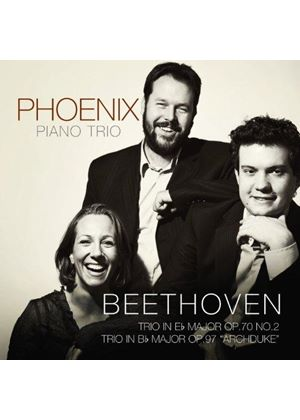 Beethoven: Piano Trios Nos. 6 & 7 (Music CD)