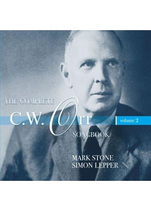 Complete C.W. Orr Songbook, Vol. 2 (Music CD)