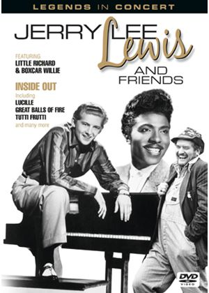 Jerry Lee Lewis And Friends - Inside Out