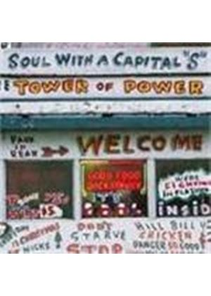 Tower Of Power - Soul With A Capital S (The Best Of Tower Of Power)