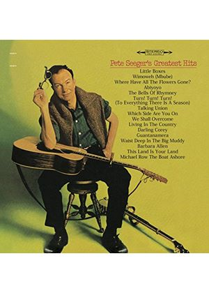 Pete Seeger - Greatest Hits [Remastered]