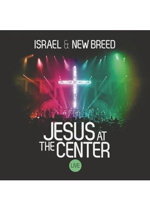 Israel - Jesus at the Center (Music CD)