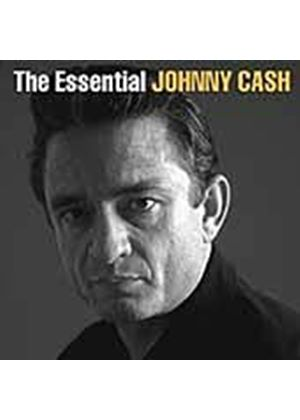 Johnny Cash - The Essential (Music CD)