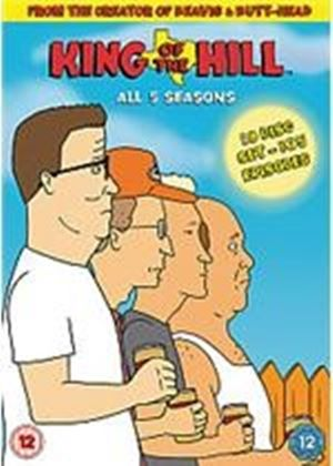 King Of The Hill - Series 1-5 - Complete