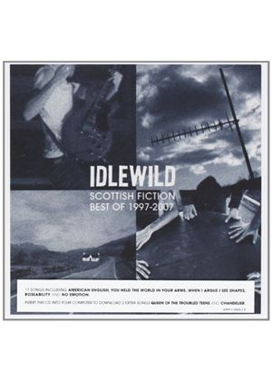 Idlewild - Scottish Fiction: Best of 1997 - 2007 (Music CD)