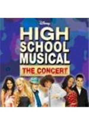 High School Musical - High School Musical: The Concert [Bonus Dvd] (Music CD)