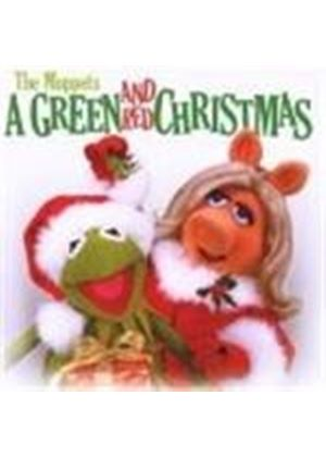 The Muppets - A Green And Red Christmas (Music CD)