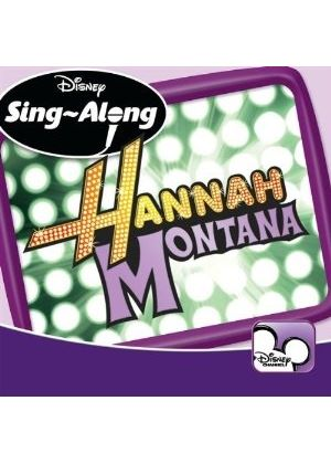 Various Artists - Hannah Montana Sing-A-Long (Music CD)