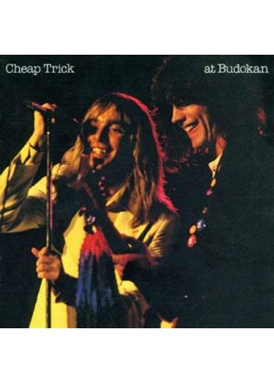Cheap Trick - At Budokan (Live Recording) (Music CD)