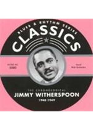 Jimmy Witherspoon - Classics 1948 - 1949 [French Import]