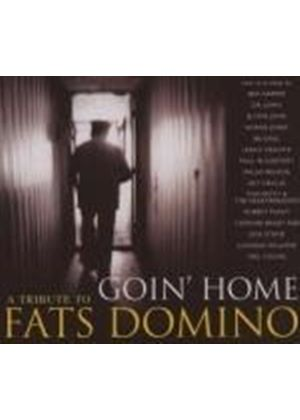 Various Artists - Goin Home: a Tribute to Fats Domino (Music CD)