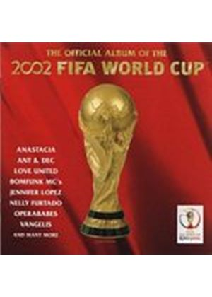 Various Artists - The World Cup Album 2002 (Music CD)