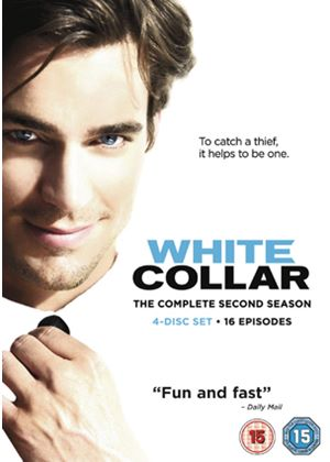 White Collar - Season 2 (NTSC)