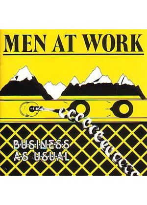 Men At Work - Business As Usual (Music CD)