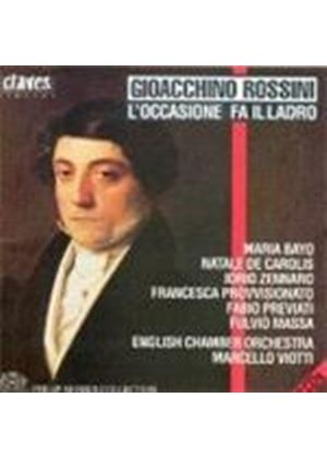 GIOACHINO ROSSINI - Early One Act Operas Vol. 3 [Swiss Import]