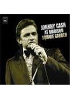 Johnny Cash - Live At Madison Square Garden