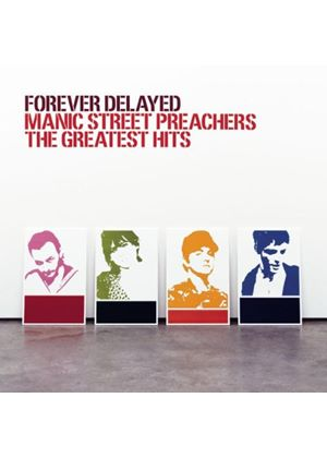 Manic Street Preachers - Forever Delayed: Greatest Hits (Music CD)