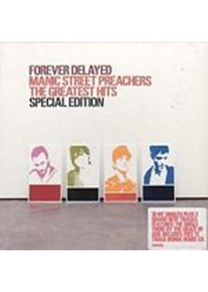 Manic Street Preachers - Forever Delayed (Limited Edition) (Music CD)