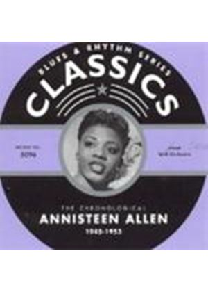Annisteen Allen - Classics 1945 - 1953 [French Import]