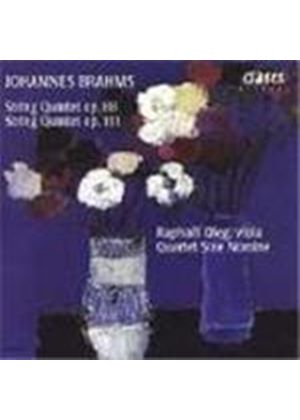 Brahms: The Four Quintets, Volume II