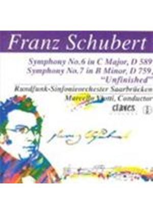Schubert: Symphonies Nos 6 and 7