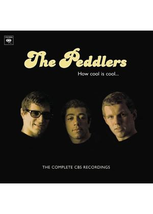 The Peddlers - How Cool Is Cool - The Complete Cbs Recordings (Music CD)