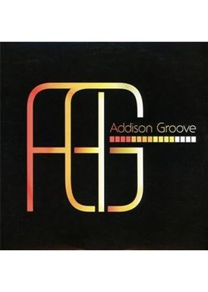 Addison Groove - Transistor Rhythm (Music CD)