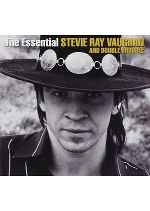 Stevie Ray Vaughan - The Essential Stevie Ray Vaughan And Double Trouble (2 CD) (Music CD)