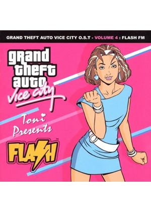 Computer Game Soundtrack - Grand Theft Auto - Pop (Music CD)