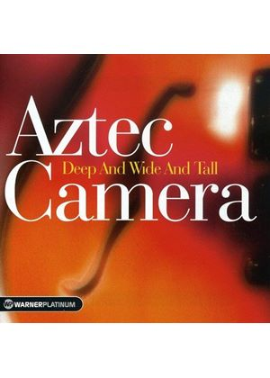 Aztec Camera - Deep And Wide And Tall - The Platinum Collection (Music CD)
