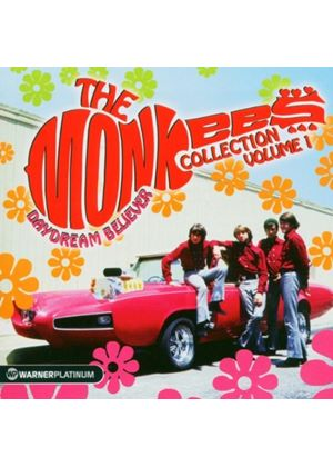 The Monkees - Daydream Believer - The Platinum Collection (Music CD)